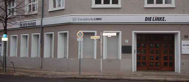 Deutsche-Politik-News.de | Die Linke / Karl-Liebknecht-Haus Berlin 2012