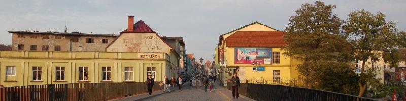 Deutsche-Politik-News.de | Kleinstadt in Polen 2011