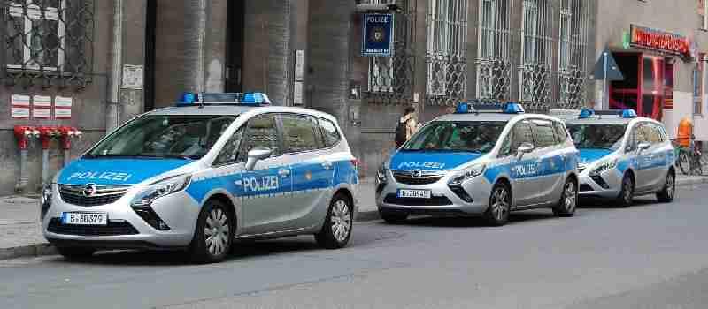 Deutsche-Politik-News.de | Polizei Berlin 2015