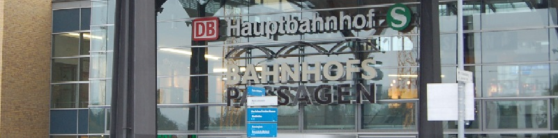 Deutsche-Politik-News.de | Potsdam Bahnhof 2015