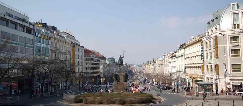 Deutsche-Politik-News.de | Prag- Wenzelsplatz 2015