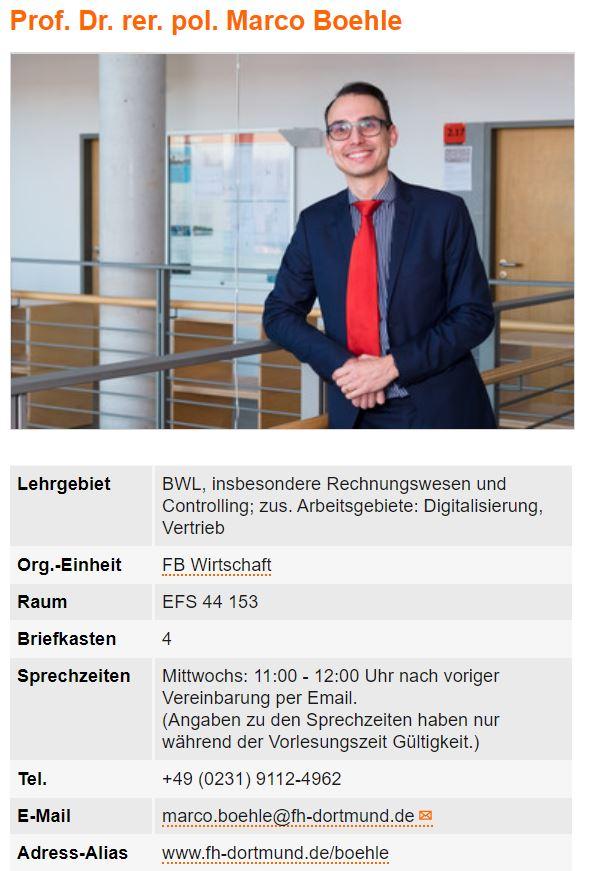 Shopping -News.de - Shopping Infos & Shopping Tipps | Prof. Boehle: Controlling ist seit 1930 gefährlich ungenau, neue Lösungen endlich verfügar