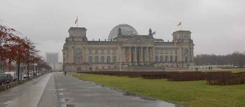 DeutschlandTrend-Umfrage: Schlechtester Wert für Union und SPD seit Bestehen der ''Sonntagsfrage'' - Grüne und AfD vor der SPD!