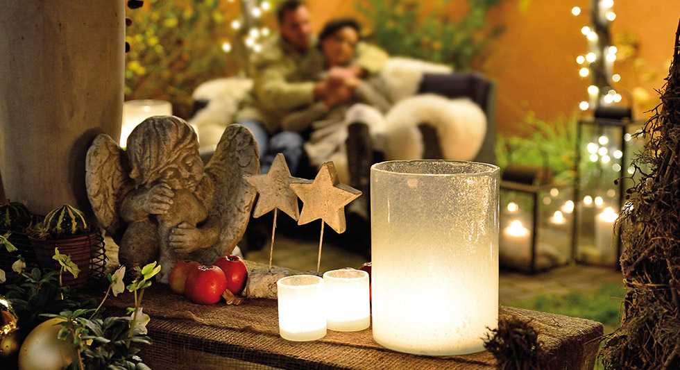 Hotel Infos & Hotel News @ Hotel-Info-24/7.de | »Winterflirt & Weihnachtszauber«: Dekorationsideen und Gaumenfreuden rund um das Rosendomizil an der Mecklenburger Seenplatte.