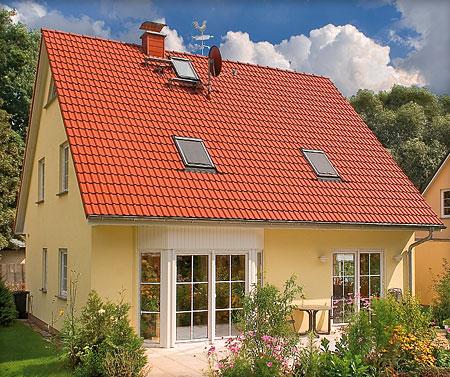 Deutsche-Politik-News.de | Ein Landhaus 142 kann am kommenden Wochenende in 16356 Ahrensfelde OT Eiche besichtigt werden (Abb. ähnlich). Foto: Roth-Massivhaus