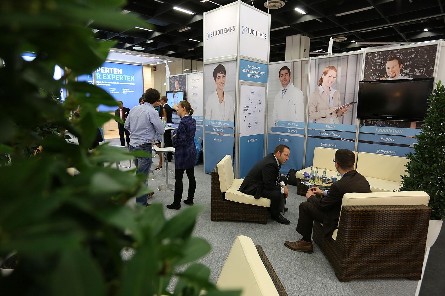 Europa-247.de - Europa Infos & Europa Tipps | STUDITEMPS und EXPOMADE auf der Zukunft Personal 2012