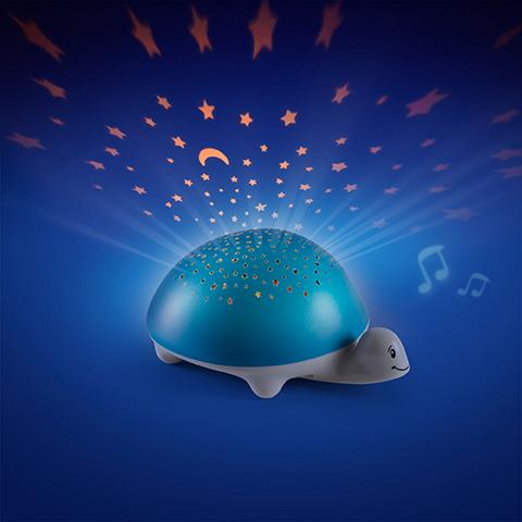 Afrika News & Afrika Infos & Afrika Tipps @ Afrika-123.de | Der neue Musical Star Projector von Pabobo hat die Form einer niedlichen  Schildkröte
