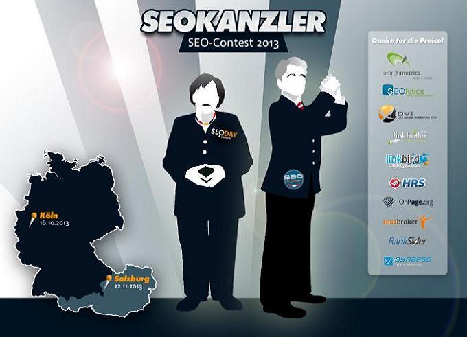 Foto: Der neue SEO-Wettbewerb zum Keyword >> seokanzler << ! | Freie-Pressemitteilungen.de