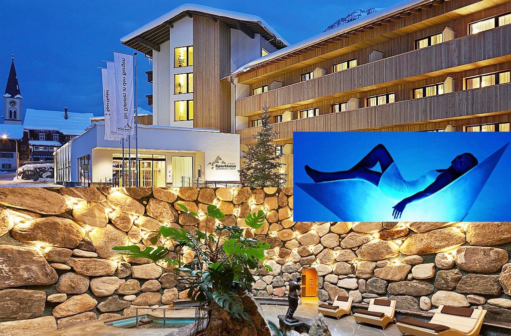 Oesterreicht-News-247.de - Österreich Infos & Österreich Tipps | Ski, Wellness, Kulinarik im Großformat: Sporthotel Silvretta Montafon