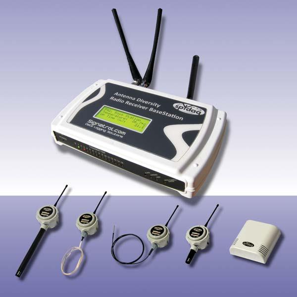 Technik-247.de - Technik Infos & Technik Tipps | spYdaq Basisstation mit Sensoren (c) ISEDD GmbH