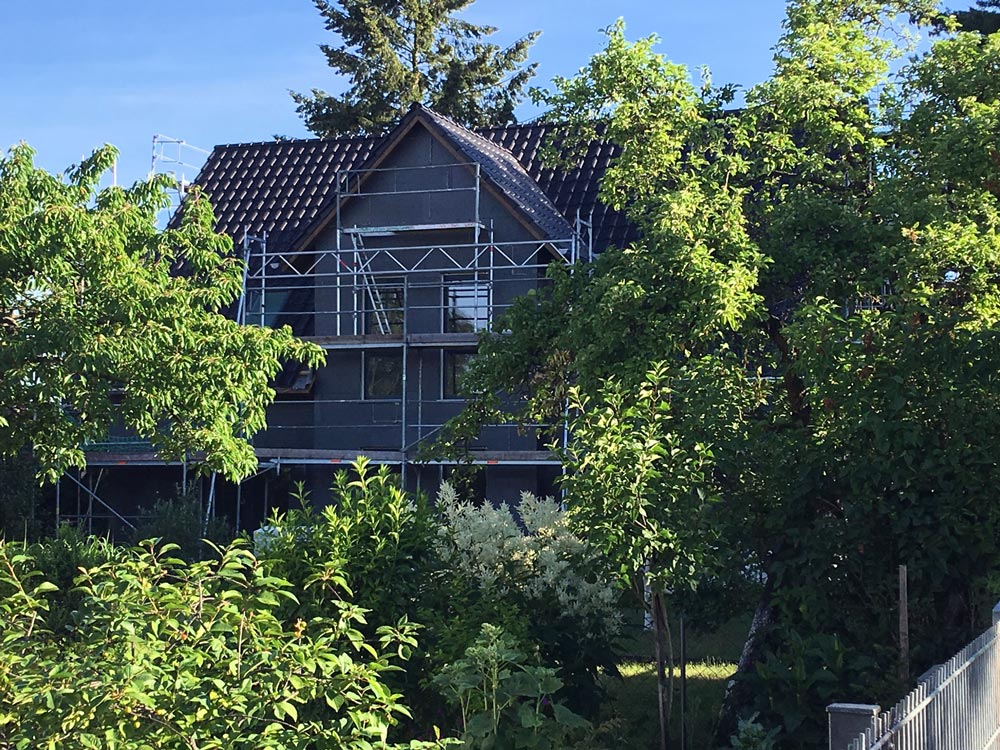 Deutsche-Politik-News.de | Das Stadthaus 141 kann am kommenden Wochenende in 13089 Berlin-Pankow besichtigt werden. Foto: Roth-Massivhaus