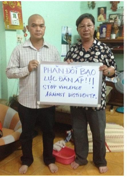 Berlin-News.NET - Berlin Infos & Berlin Tipps | Zwei Dissidenten: Opfer der Polizeigewalt in Vietnam