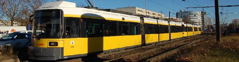 Deutsche-Politik-News.de | Strassenbahn Berlin 2012