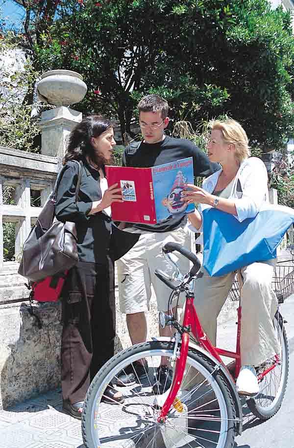 Internet Portal Center | Sprachen lernen bei einer Sprachreise