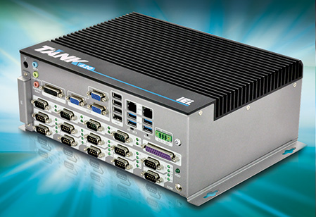 News - Central: Modell TANK-620