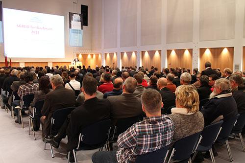 News - Central: Tiefbau-Foren 2013: Positive Resonanz der Fachbesucher der traditionellen Branchentreffs