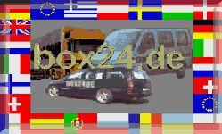 Europa-247.de - Europa Infos & Europa Tipps | Europaweite Frachtenbörse box24