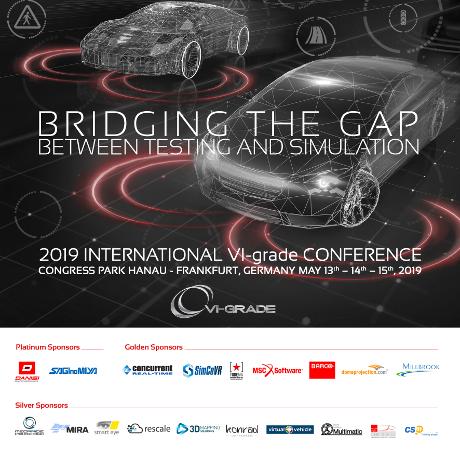 VI-grade kündigt die ersten Sponsoren und Referenten seiner International Conference vom 13. bis 15. Mai 2019 in Hanau bei Frankfurt an.