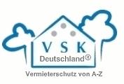 Recht News & Recht Infos @ RechtsPortal-14/7.de | Die Viermieterschutzkartei Deutschland (VSK) macht sich für die berechtigten Interessen von  Vermietern stark.«