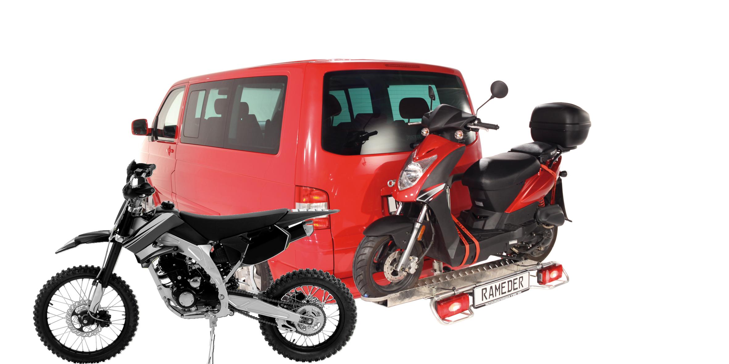 Auto News | Heckträger für Enduro und Roller