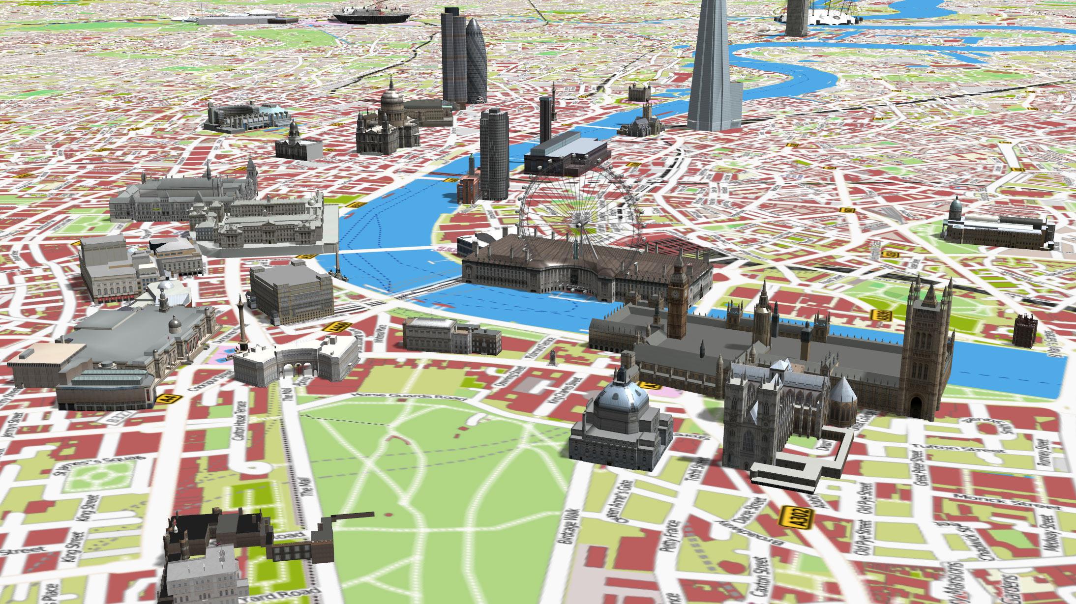 Barcelona-News.de - Barcelona Infos & Barcelona Tipps | Vasco StreetMaps 3