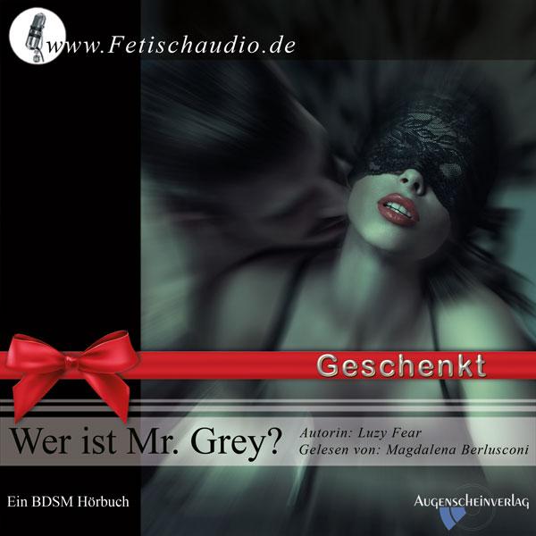 Wer ist Mr. Grey? - Das kostenlose Erotik Hörbuch