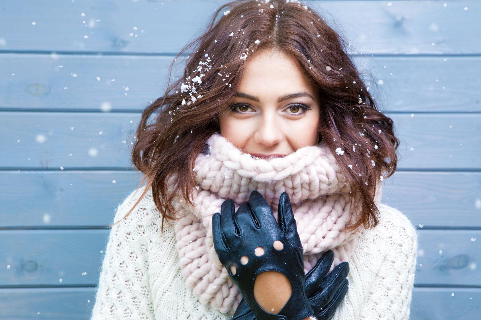 Ciao-Bella-Fans.de | Frau im Winter