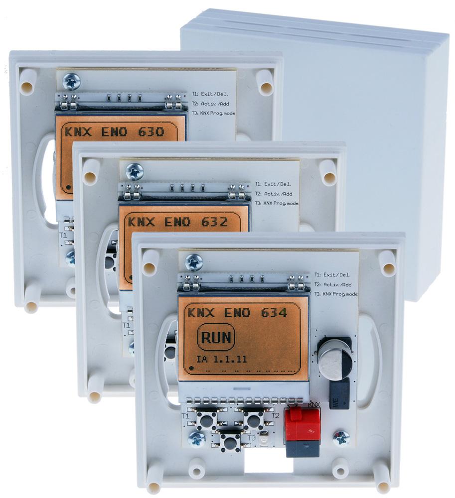 Hardware Infos & Hardware Tipps @ Hardware-News-24/7.de | KNX ENO 630/632/634