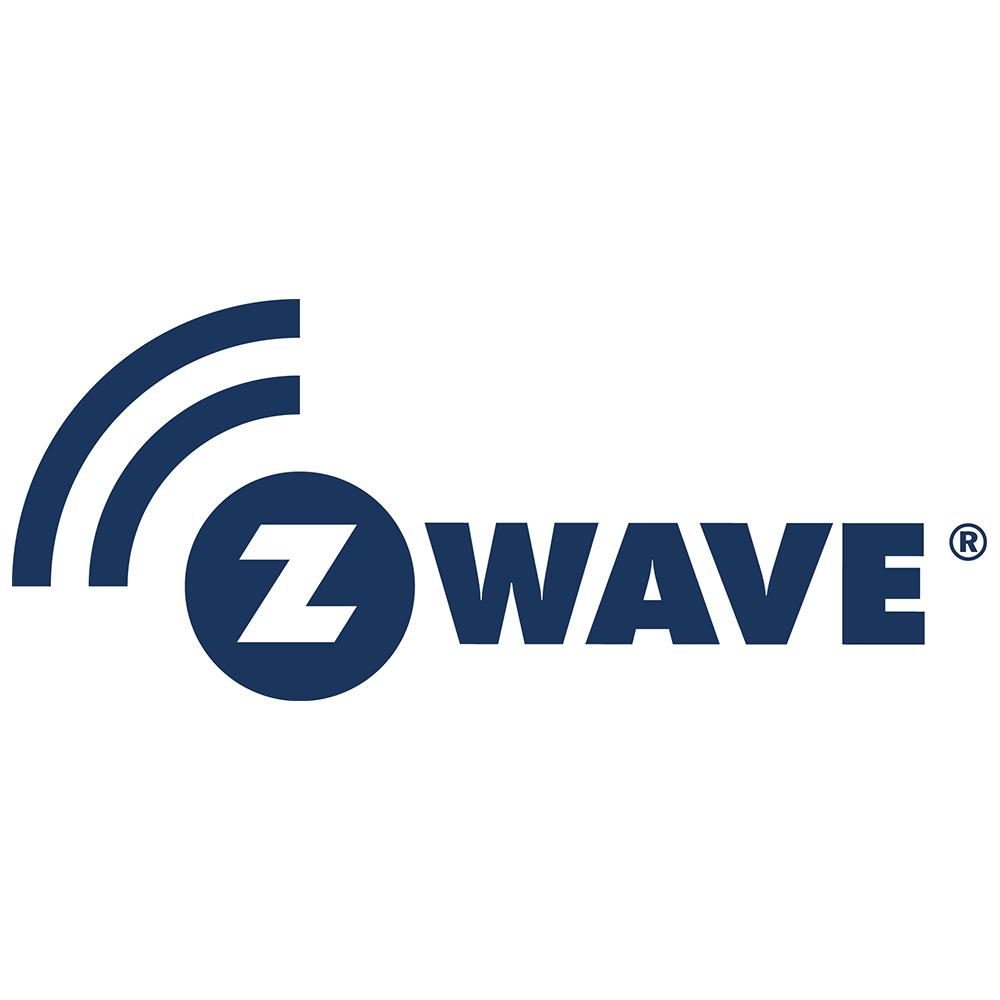 Z-Wave Logo: Z-Wave ist die führende und sicherste Funktechnologie für die intelligente Gebäudevernetzung