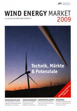 Alternative & Erneuerbare Energien News: Foto: Die aktuelle Marktübersicht des Bundesverbandes WindEnergie stellt die Leistungsfähigkeit der Windbranche sowie ihre immer noch enormen Potenziale in Deutschland unter Beweis.