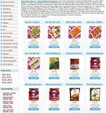 Einkauf-Shopping.de - Shopping Infos & Shopping Tipps | Foto: Indische-Lebensmittel-Online.de - ist ein Online Supermarkt für Lebensmittel-Spezialitäten aus Asien - Indien.