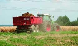 Landwirtschaft News & Agrarwirtschaft News @ Agrar-Center.de | Foto: Agraranhänger in der Anwendung.