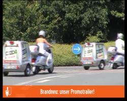 Bier-Homepage.de - Rund um's Thema Bier: Biere, Hopfen, Reinheitsgebot, Brauereien. | Foto: Kühles Nass aus dem knuffigen Anhänger ...