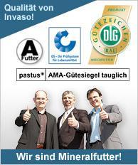 Landwirtschaft News & Agrarwirtschaft News @ Agrar-Center.de | Foto: Invaso - Hochwertige und preisgünstige Qualitätsfuttermittel aus eigener Entwicklung.