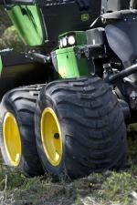 Landwirtschaft News & Agrarwirtschaft News @ Agrar-Center.de | Foto: Der Nokian Forest King F ist der stärkste Forstmaschinenreifen der Welt Foto: Nokian Tyres.