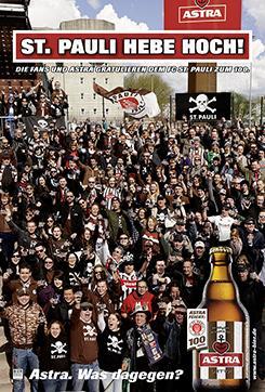 Bier-Homepage.de - Rund um's Thema Bier: Biere, Hopfen, Reinheitsgebot, Brauereien. | Foto: Philipp & Keuntje, St. Pauli hebe hoch.