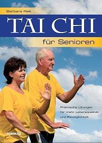 SeniorInnen News & Infos @ Senioren-Page.de | Foto: Barbara Reiks großer Erfahrungsschatz im Umgang mit älteren Menschen und in der Anwendung von Tai Chi und Qi Gong hat Eingang in ihr neues Buch >> Tai Chi für Senioren << gefunden.
