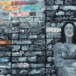 Ost Nachrichten & Osten News | Foto: >> Welche Farbe hat deine Seele << - Yildiz Grönlund in der Galerie Sheriban Türkmen.