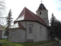 Ost Nachrichten & Osten News | Foto: Die Dorfkirche in Schöna bekommt einen neuen Turm.