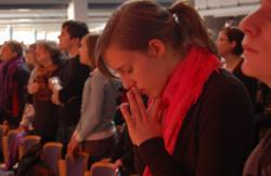 SeniorInnen News & Infos @ Senioren-Page.de | Foto: Um das Thema Gebet geht es beim >> Teen Prayer Congress << der Liebenzeller Mission..