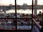 Muslim-Portal.net - News rund um Muslims & Islam | Foto: Bildrechte: Theaterhaus Berlin, Blick vom Muntada al-Masrah auf das gegenüberliegende Tigris-Ufer und das Hotel Mansour.