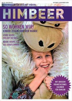 Ost Nachrichten & Osten News | Foto: Cover der Oktober/November-Ausgabe von HIMBEER.