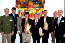Landwirtschaft News & Agrarwirtschaft News @ Agrar-Center.de | Foto: v.li.: Hans-Friedrich Hardt (WBV), Dr. Philipp Freiherr Heereman (Vorsitzender WBV), Holger Ellerbrock (FDP, MdL), Annette Watermann-Krass (SPD, MdL), Clemens Pick (CDU, MdL), Johannes Remmel (Grüne, MdL), Ferdinand Funke (WBV), Axel Krähenbrink (Gf WBV.
