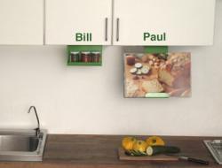 Neue Produkte @ Produkt-Neuheiten.Info | Foto: Der Kochbuchhalter Paul von Nordprodukt.