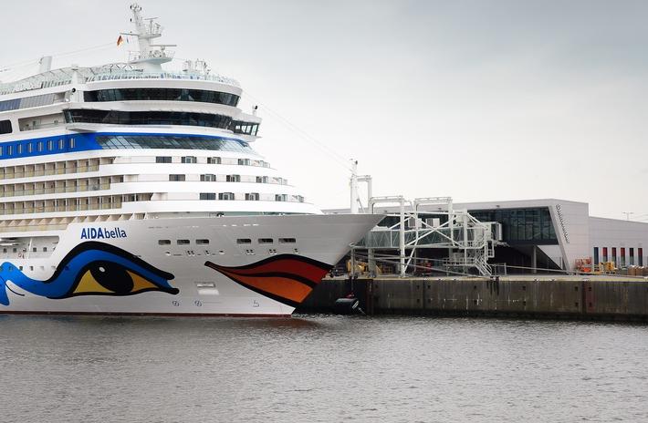 oto: Kreuzfahrtschiff AIDAbella