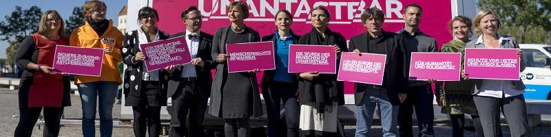 Deutsche-Politik-News.de | Amnesty International - Initiative >>> Für ein Europa der Menschenrechte <<<
