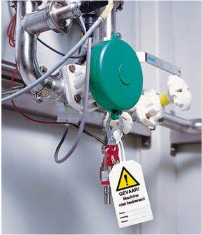 Neue Produkte @ Produkt-Neuheiten.Info | Durchgangsventil-Absperrungen. Verfügbar in Rot, Gelb, Grün und Blau