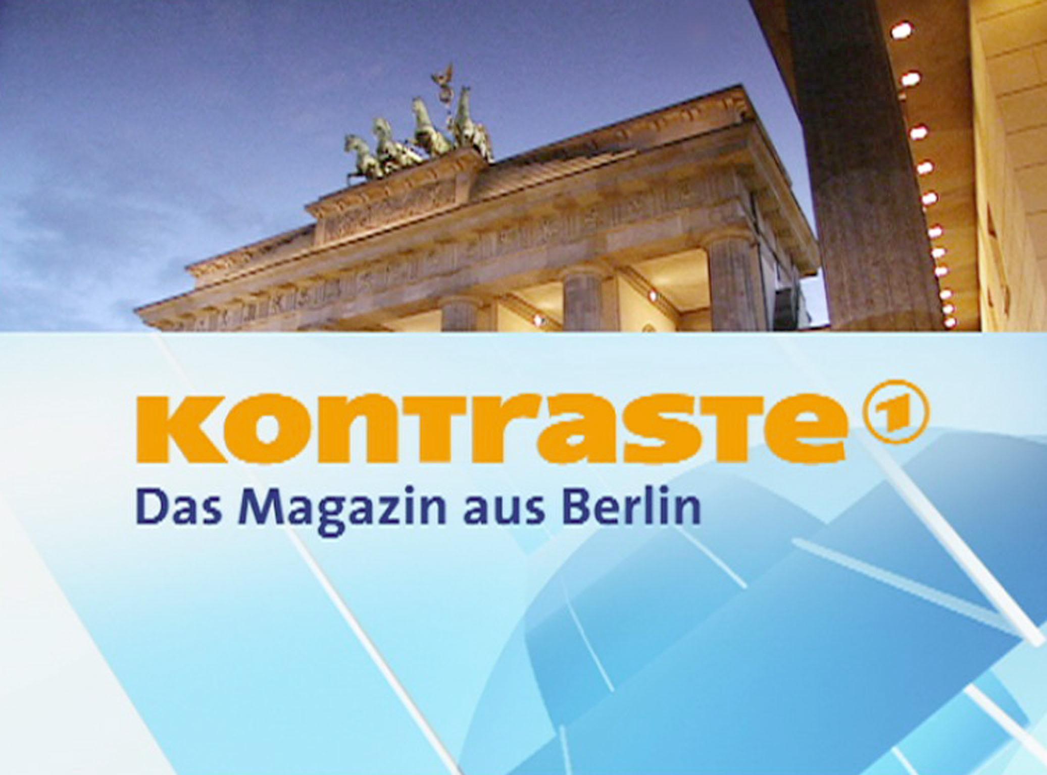 TV Infos & TV News @ TV-Info-247.de | ARD Politikmagazin Kontraste