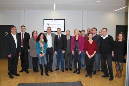 Stuttgart-News.Net - Stuttgart Infos & Stuttgart Tipps | Ausschuss für Wissenschaft, Forschung und Technologie zu Gast bei der DHfPG
