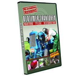 Landwirtschaft News & Agrarwirtschaft News @ Agrar-Center.de | Foto: DVD Oldtimer-Traktoren: Pflege, Wartung, Restauration.